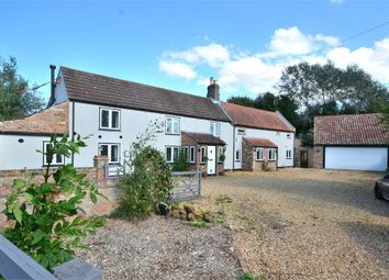 Thumbnail 5 bed detached house for sale in School Road, Tilney All Saints, King's Lynn