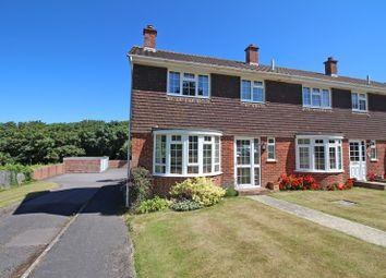 Thumbnail 3 bed end terrace house for sale in Oaktree Court, Milford On Sea, Lymington