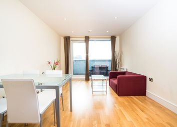 Thumbnail 2 bed flat to rent in Wharfside Point South, Prestons Road, Poplar
