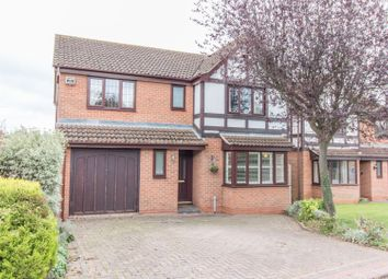 Thumbnail 4 bed detached house for sale in Orchid Way, Boughton Vale, Rugby