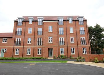 Thumbnail 2 bed flat to rent in Vicarage Walk, Clowne, Chesterfield