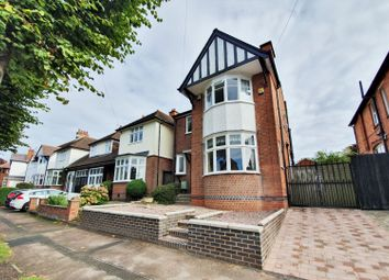Thumbnail 3 bed detached house for sale in Letchworth Road, Western Park, Leicester