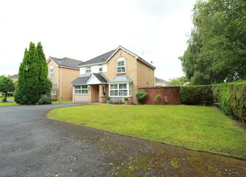 Thumbnail 4 bed detached house for sale in Grenadier Drive, Langstone, Newport
