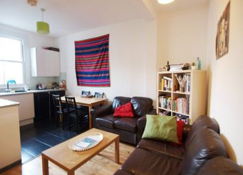 Thumbnail 4 bed flat to rent in Allen Road, Stoke Newington