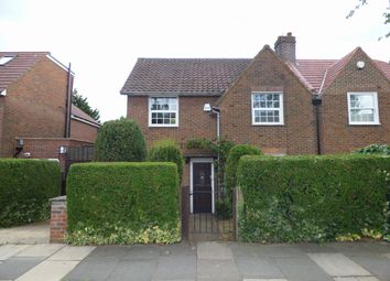 Thumbnail 4 bed semi-detached house to rent in Saxon Drive, West Acton