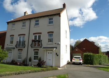 Thumbnail 4 bed semi-detached house for sale in Millers Walk, Ravenstone, Coalville