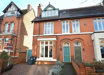 Thumbnail 5 bed semi-detached house for sale in Cambridge Road, Moseley, Birmingham