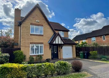 Thumbnail 4 bed detached house for sale in Hawkesford Way, St. Neots