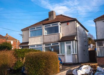 Thumbnail 2 bedroom semi-detached house to rent in Fletemoor Road, Plymouth
