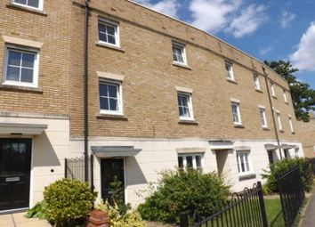Thumbnail 5 bed town house to rent in Dickens Heath Road, Dickens Heath, Shirley, Solihull