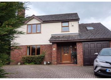 Thumbnail 3 bed detached house to rent in Tir Y Fron Lane, Mold