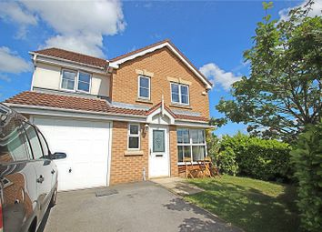 Thumbnail 4 bed detached house for sale in Hebble Way, South Elmsall, Pontefract, West Yorkshire