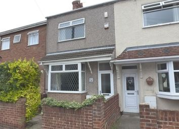 Thumbnail 3 bed terraced house to rent in Hart Street, Cleethorpes