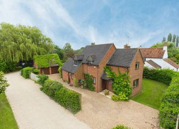 Thumbnail 4 bed detached house for sale in Burnham Road, Westcott, Aylesbury