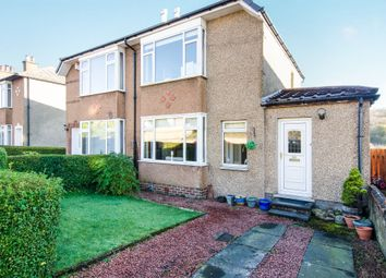 Thumbnail Semi-detached house for sale in Stamperland Gardens, Clarkston, Glasgow