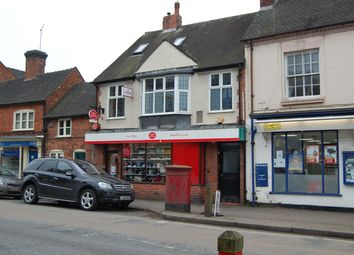 Retail premises for sale in 4 Stafford Street, Staffordshire ST21