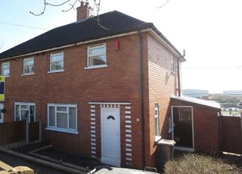 Thumbnail 2 bed semi-detached house for sale in Romney Avenue, Chesterton, Newcastle