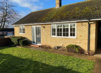Thumbnail 2 bed bungalow to rent in Bradfield Place, Stoke Ferry, King's Lynn