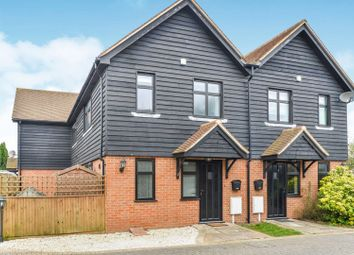 Thumbnail 2 bed semi-detached house for sale in Alma Barn Mews, Orpington
