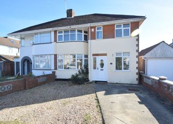 Thumbnail 4 bed semi-detached house for sale in St. Martins Avenue, Luton