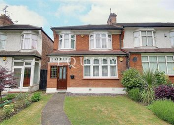Thumbnail 3 bed end terrace house for sale in Park Avenue, Enfield