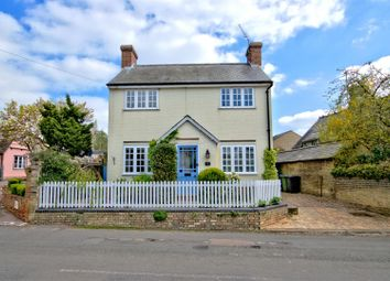 Thumbnail 4 bed detached house for sale in High Street, Hinxton, Saffron Walden