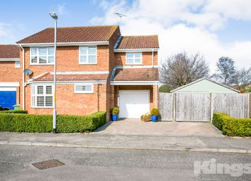 Thumbnail 4 bed detached house for sale in Le Temple Road, Paddock Wood, Tonbridge