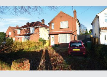 Thumbnail 3 bedroom detached house for sale in 4 Cozens-Hardy Road, Near Norwich, Norfolk