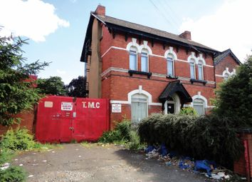 Thumbnail 8 bed detached house for sale in Wordsworth Road, Small Heath, Birmingham, West Midlands