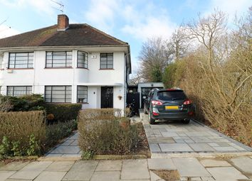 Thumbnail 4 bedroom semi-detached house for sale in Hutchings Walk, London
