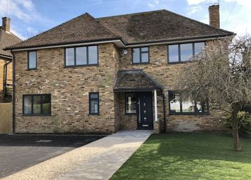 Thumbnail 5 bed detached house to rent in Abney Court Drive, Bourne End
