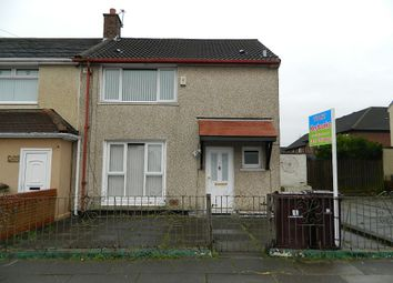Thumbnail 2 bed terraced house to rent in Digmoor Road, Liverpool