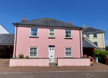 Thumbnail 4 bed detached house for sale in Trevail Way, St Austell, Cornwall