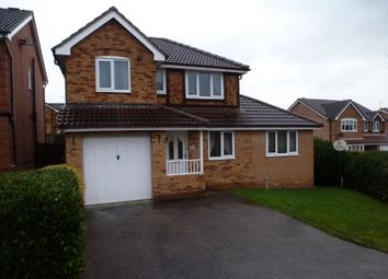 Thumbnail 4 bed detached house for sale in Sherwood Drive, Wakefield