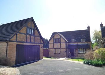 Thumbnail 5 bed detached house for sale in Manor View, St. Arvans, Chepstow