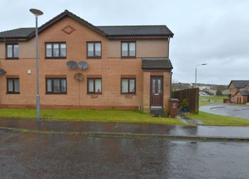 Thumbnail 1 bed flat to rent in Kilbowie Place, Airdrie