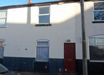 Thumbnail 1 bed terraced house for sale in Corbett Street, Smethwick