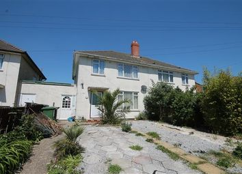 Thumbnail 3 bed semi-detached house to rent in Keyes Close, Poole