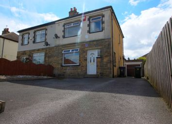 Thumbnail 3 bed semi-detached house for sale in Leafield Crescent, Eccleshill, Bradford