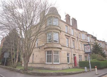 Thumbnail 3 bed flat for sale in 1/2, 118 Ledard Road, Glasgow