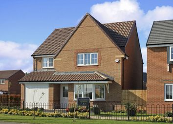 "Thumbnail 4 bed detached house for sale in ""Guisborough"" at Coppice Green Lane, Shifnal"