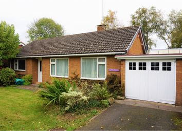 Thumbnail 2 bed detached bungalow for sale in Mill Lane, Gnosall