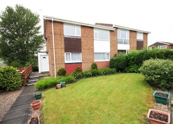 Thumbnail 2 bedroom flat for sale in Blanchland Avenue, Newton Hall, Durham