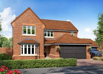 "Thumbnail 4 bedroom detached house for sale in ""Plot 137 - The Warkworth"" at Lovesey Avenue, Hucknall, Nottingham"