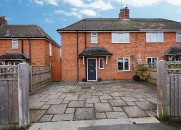 Thumbnail 3 bedroom semi-detached house for sale in Clapcot Way, Wallingford