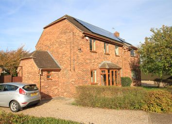 Thumbnail 4 bedroom detached house for sale in Deanery Crescent, Leicester