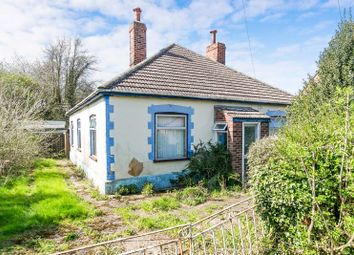 Thumbnail 3 bed bungalow for sale in Top Bungalow, Windmill Row, Glemsford, Sudbury, Suffolk