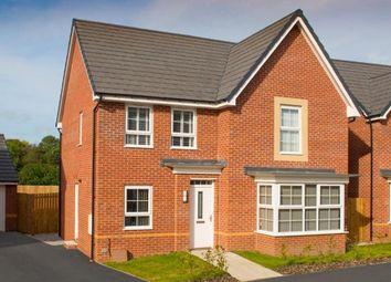 "Thumbnail 4 bed detached house for sale in ""Cambridge"" at Weddington Road, Nuneaton"