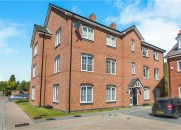 Thumbnail 2 bed flat for sale in The Sidings, Water Orton, Birmingham, Warwickshire