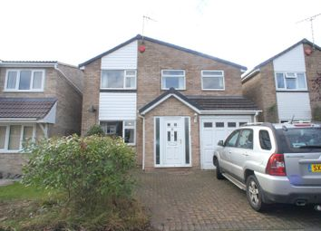 Thumbnail 4 bed property to rent in Wharfedale Close, Allestree, Derby